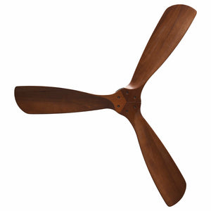 Premium Brushed Nickel Ceiling Fan Modern Brush Remote Control - Morealis
