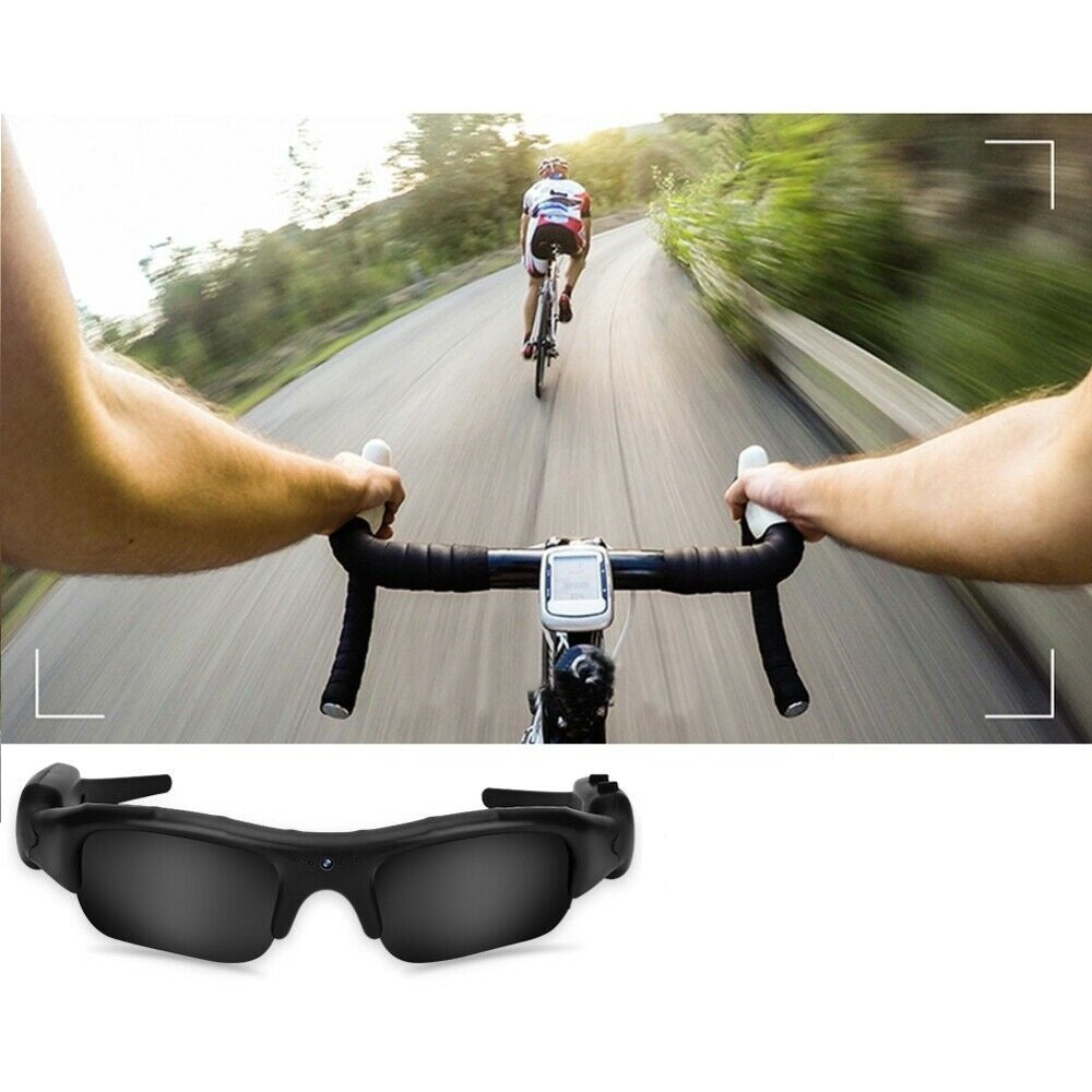 Premium Camera Outdoor Smart Glasses With Camera Mini DV Recorder - Morealis