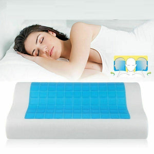Premium Cooling Gel Memory Foam Pillow - Morealis