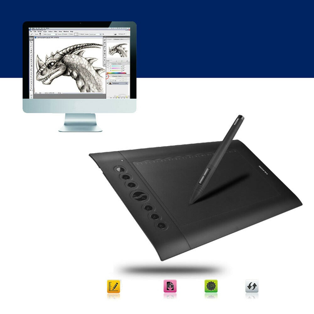 Premium Digital Drawing Pad Tablet Large Sketching Light Pad - Morealis