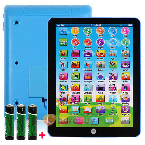 kids tablet with wifi