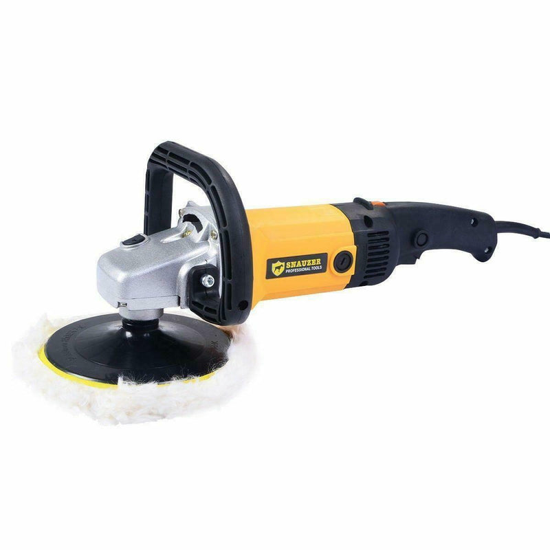 Premium Electric Auto Car Paint Polisher Buffer Waxer - Morealis