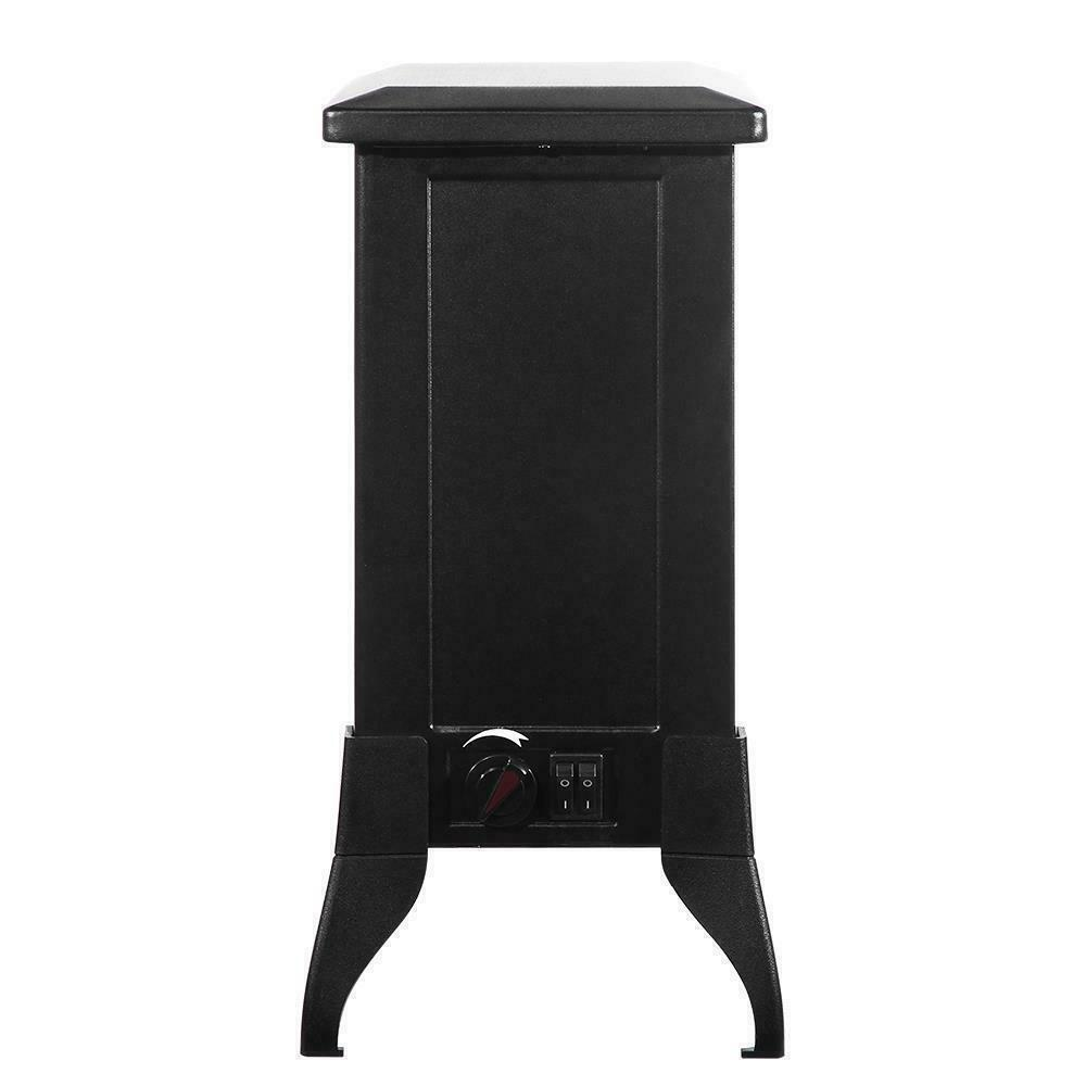Premium Electric Fireplace Portable Stove Space Heater Log Flame - Morealis