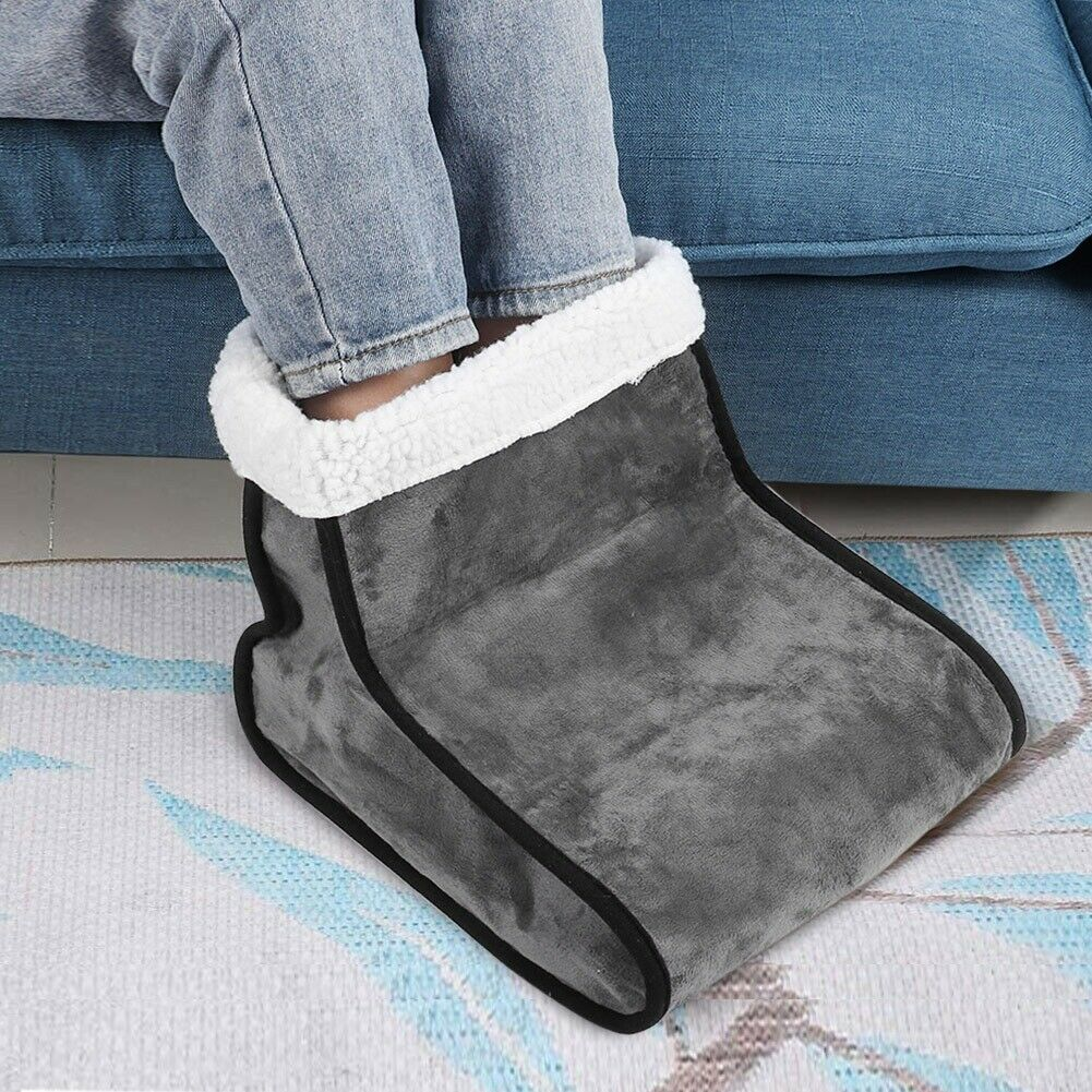 Premium Electric Foot Warmer Adapter Control Feet Warmer - Morealis