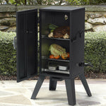 Premium Electric Meat Smoker Digital Small Spacious Beef Smoker - Morealis