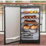 Premium Electric Meat Smoker Digital Small Spacious Beef Smoker
