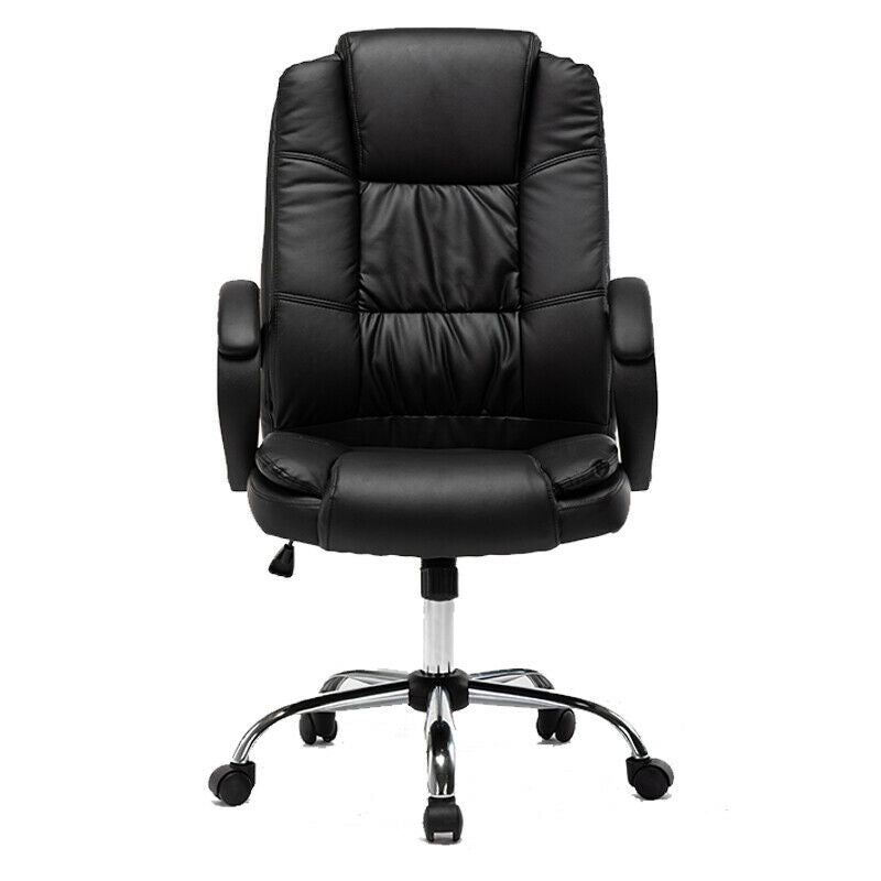 Premium Executive Leather Ergonomic High Back Computer Office Desk Chair - Morealis