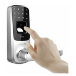 Premium Fingerprint Biometric Door Lock Touchscreen - Morealis