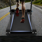 Premium Foldable Treadmill Portable Collapsible Walking Pad - Morealis