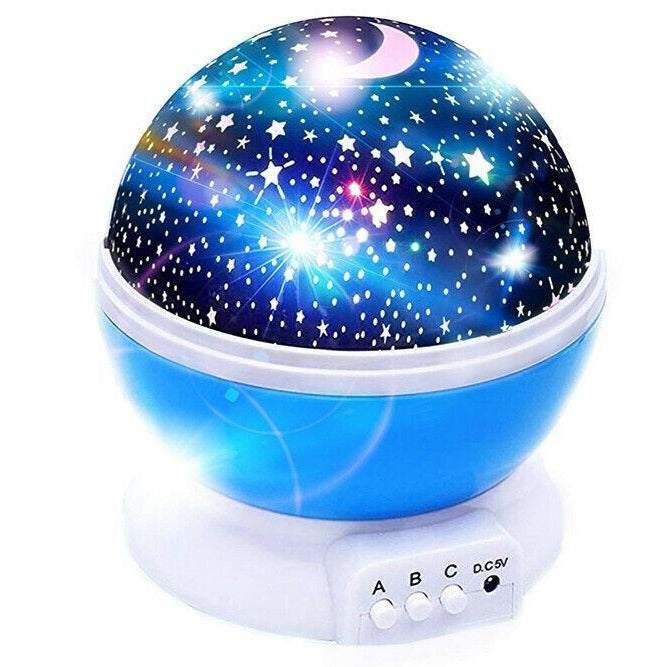 Premium Galaxy Starry Night Projector Night Light Constellation Projector - Morealis