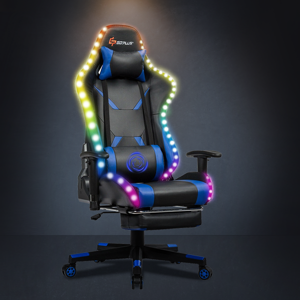 Premium Gaming Chair Video Computer Fortnite Massage Pro Game Chair - Morealis