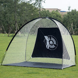 Premium Golf Practice Hitting Net Backyard Portable 3 in 1 - Morealis