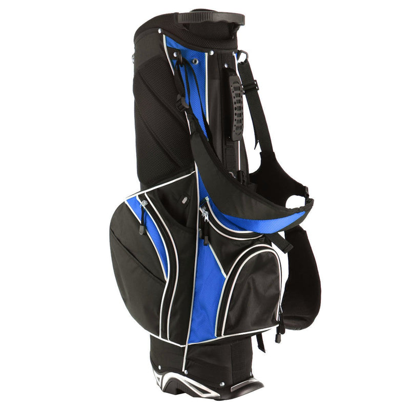 Premium Golf Stand Cart Bag with 6-Way Divider Carry Pockets - Morealis