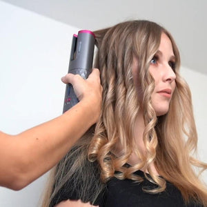 Premium Hair Curler Automatic Wand Curling Iron - Morealis