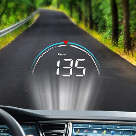 heads up display car