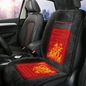 Premium Heated Car Seat Warm Cushion Chair Pad - Morealis