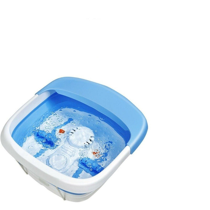 Premium Foot Spa Bath Massager Heated Foot Soaking Spa Machine - Morealis