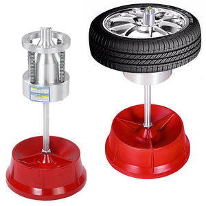 Premium Heavy Duty Tire Balancer Portable Wheel Rim Machine - Morealis
