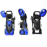Premium High Pressure Washer Electric High Power Washer with Patio Cleaner - Morealis
