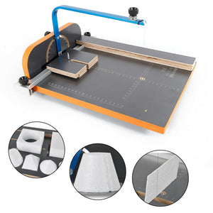 Premium Hot Wire Foam Cutter Working Table Tool Styrofoam Machine - Morealis
