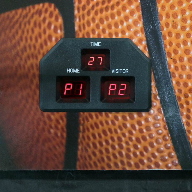 Premium Indoor Basketball Hoop Mini Kids Electronic Scorer - Morealis