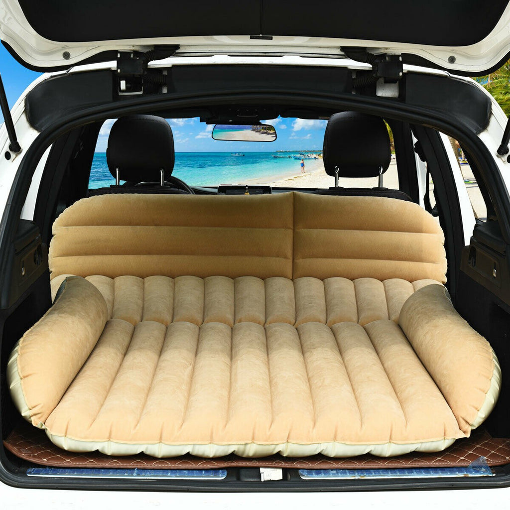 Premium Inflatable Car Mattress Air Portable Backseat SUV Bed - Morealis