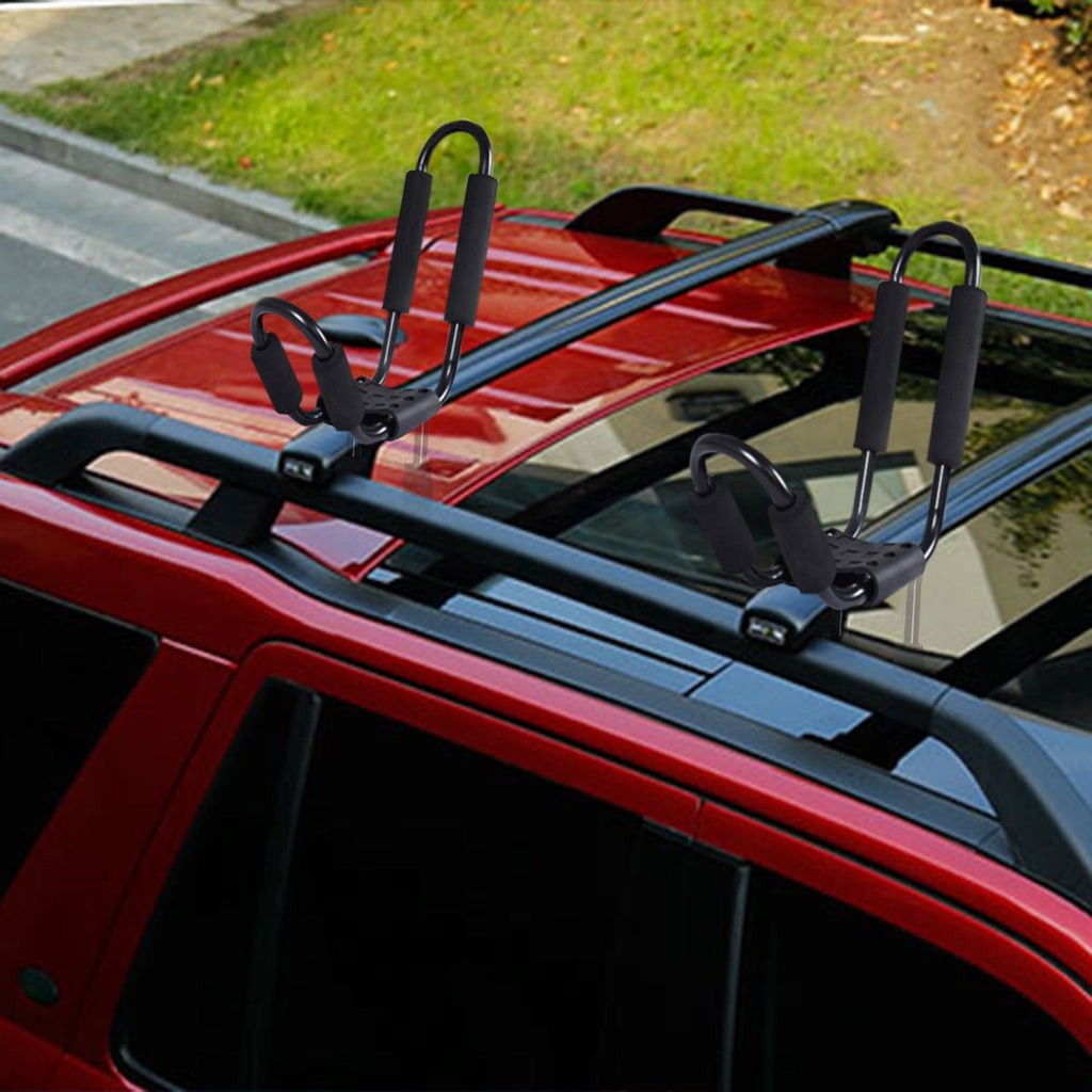 Premium Kayack Rack Carrier Canoe Roof Mount Rack for Car - Morealis