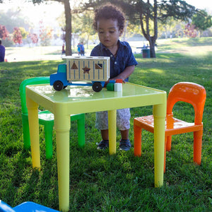 Premium Kids Activity Table Children Learning Table - Morealis