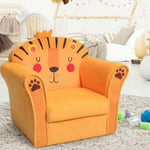 Premium Kids Baby Sofa Chair Couch Armrest Upholstered - Morealis