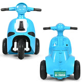 Premium Kids Electric Scooty Motorised Ride On Scooter 6V - Morealis