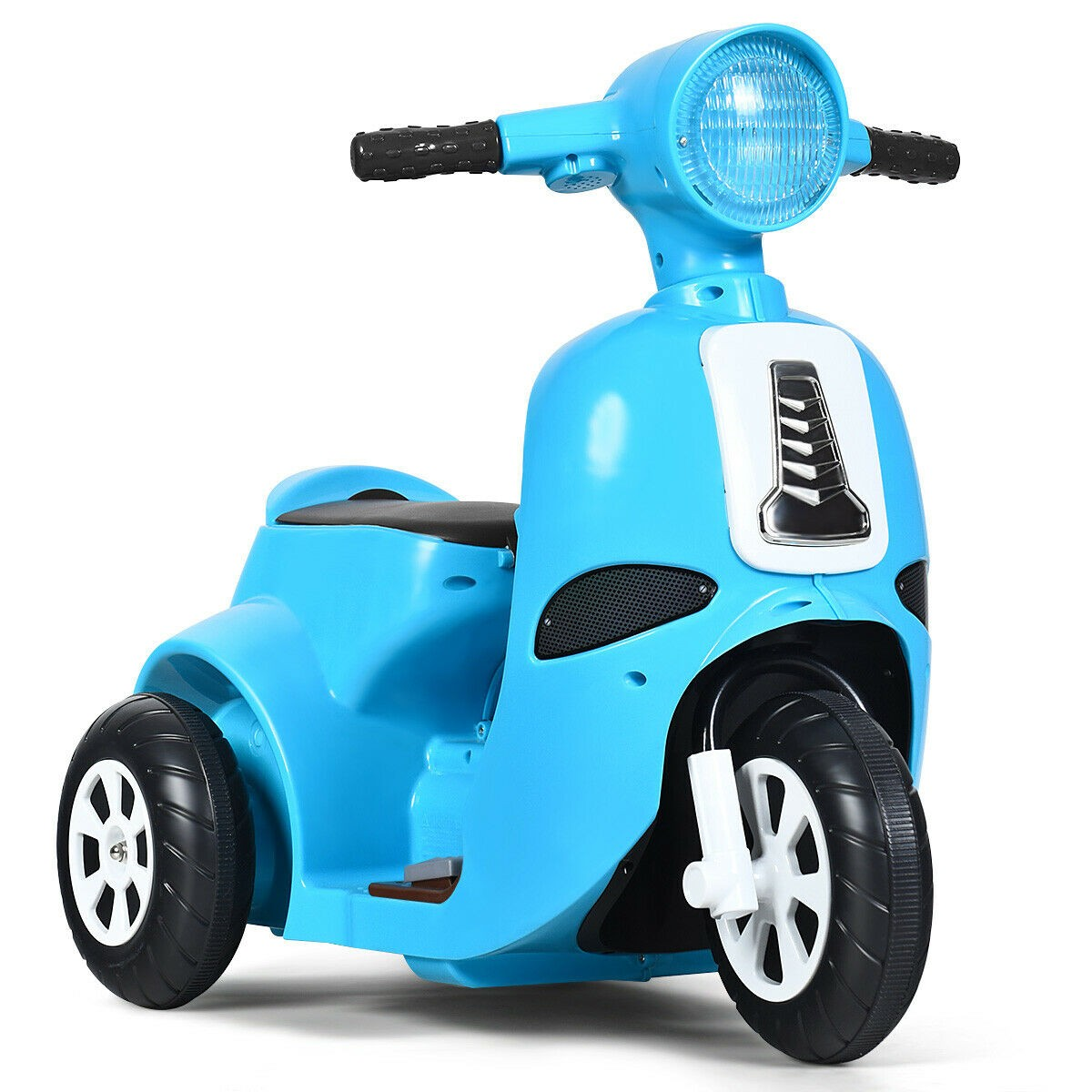 Premium Kids Electric Scooty Motorised Ride On Scooter 6V