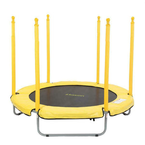Premium Kids Safety Jumping Trampoline Indoor Outdoor Use - Morealis