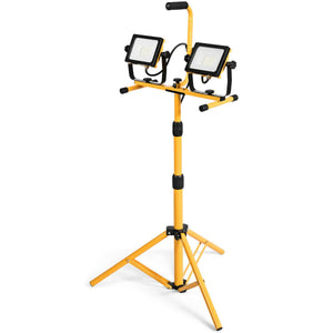 Premium Lighting Work Portable LED Standing Work Light - Morealis