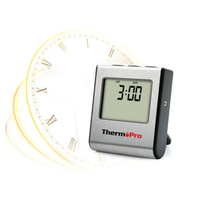 Premium Meat Thermometer Digital Food Cooking Smoker Oven - Morealis