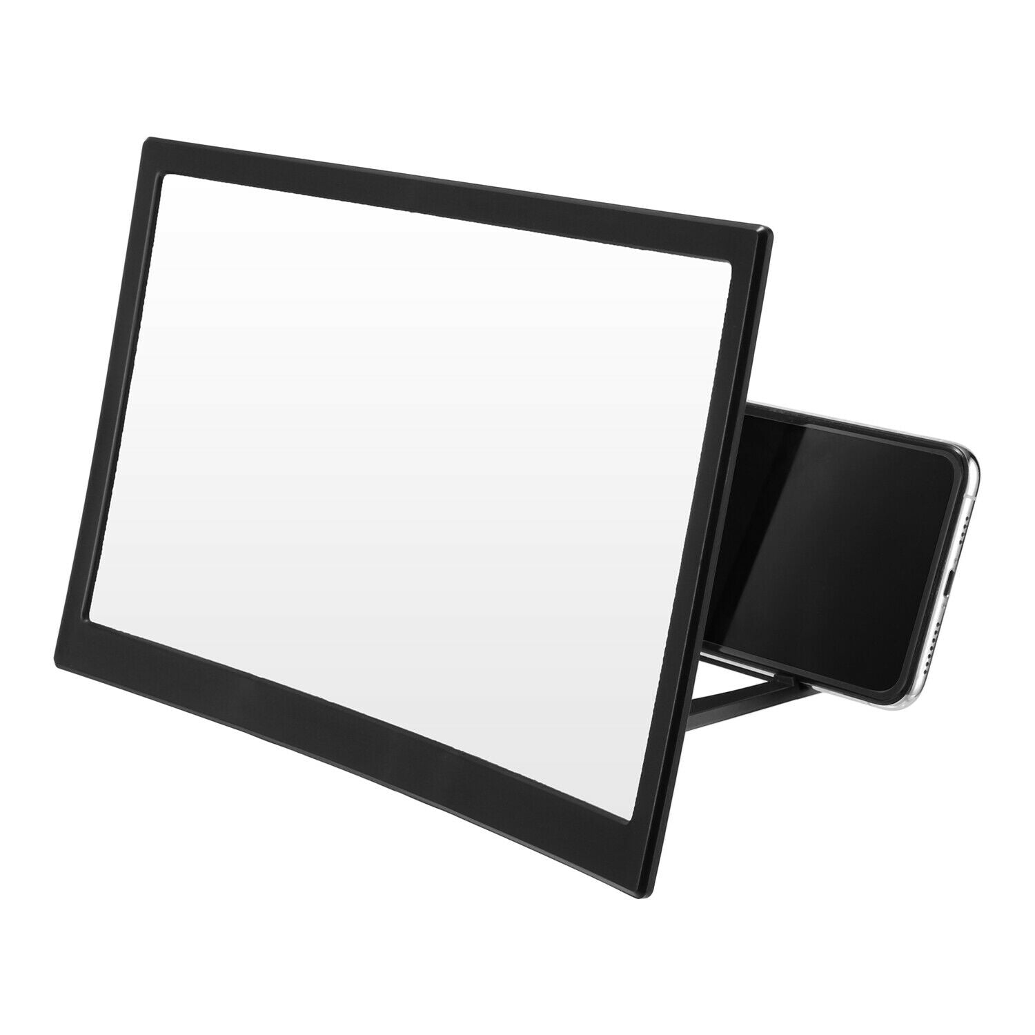 Premium Mobile Phone Video Curved Screen Amplifier 3D HD Magnifier - Morealis