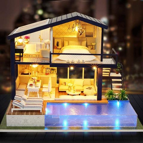 best dollhouse kit