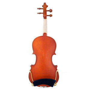 Premium Natural Maple Wood Acoustic Violin Fiddle with Case Bow Rosin Tuner - Morealis