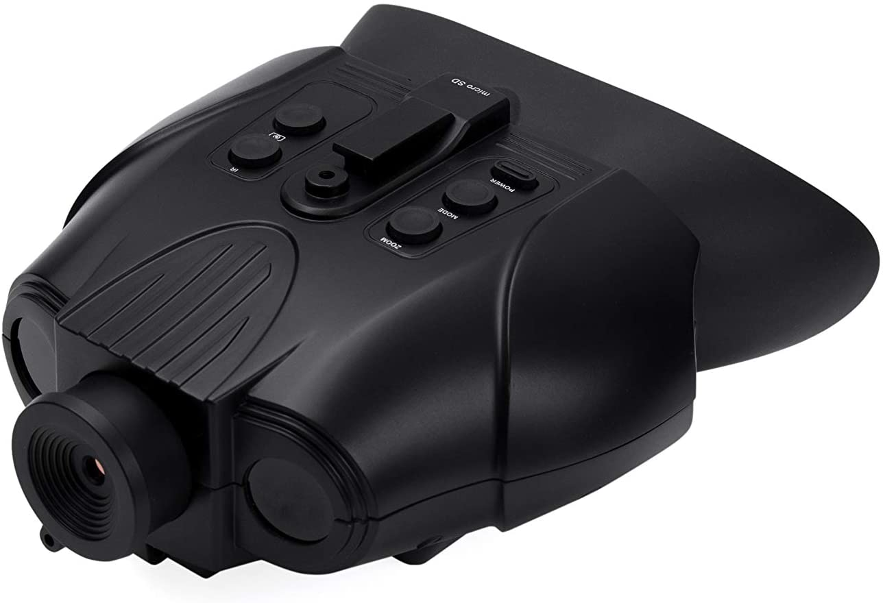 Premium Night Vision Goggles Rechargeable X-Vision Military Night Binoculars - Morealis