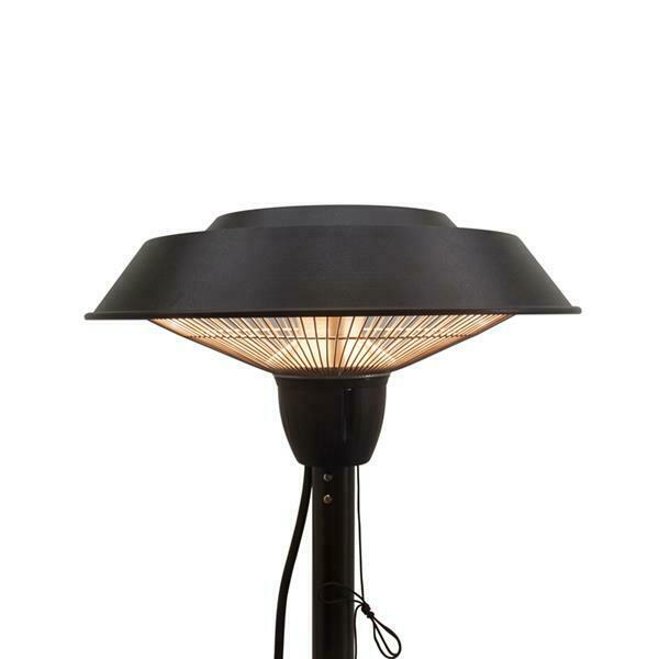 Premium Outdoor Electric Patio Heater Tabletop - Morealis