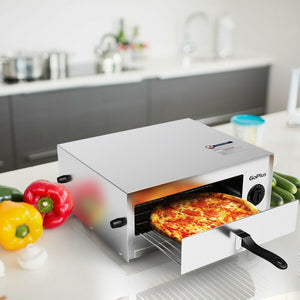 Premium Pizza Oven Portable Commercial Home Countertop Pizza Oven - Morealis