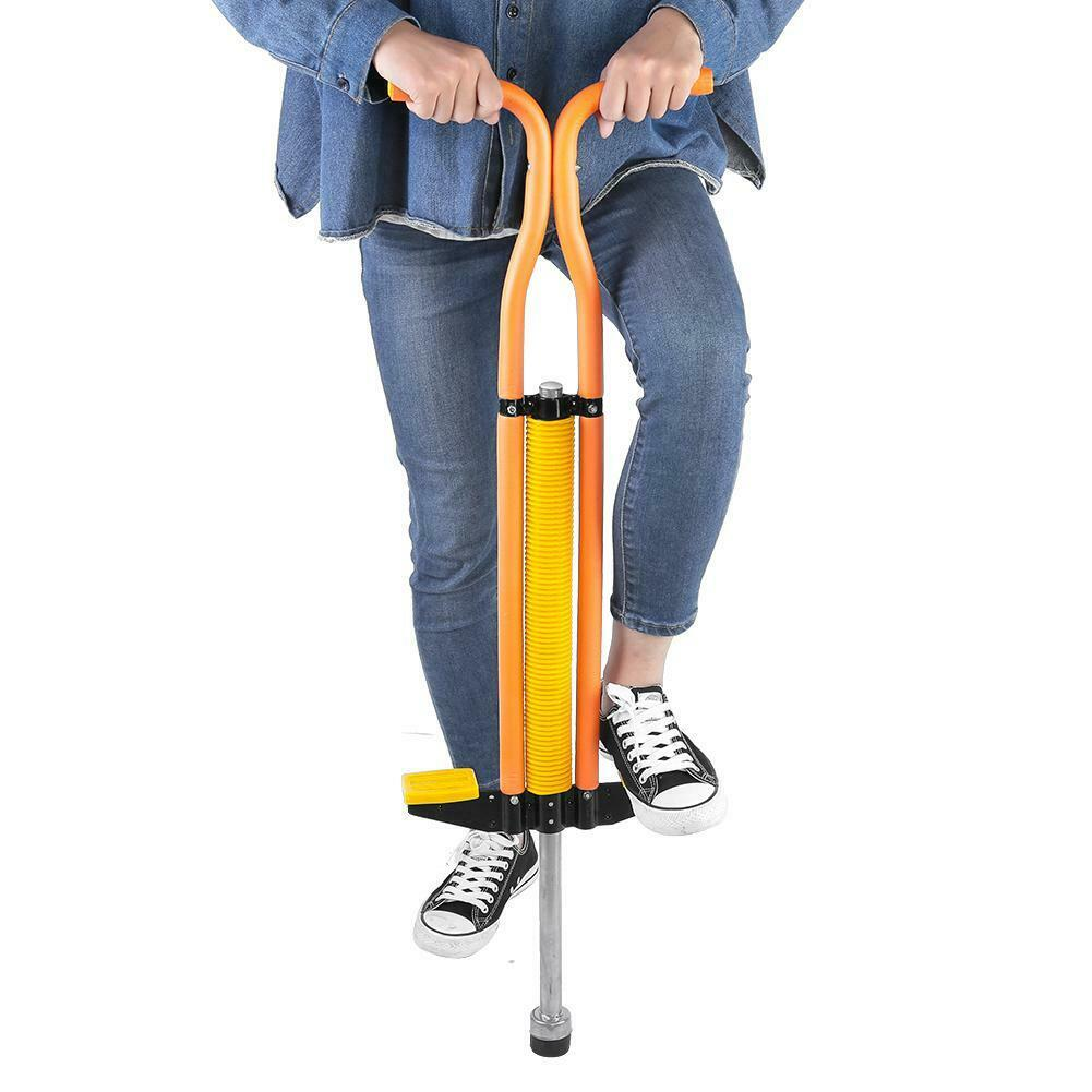 Premium Pogo Stick Large Children Kid Jumping Jackhammer Jumper Play - Morealis