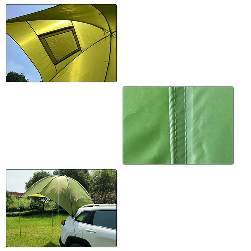 Premium Pop Up SUV Truck Car Tent for Camping - Morealis