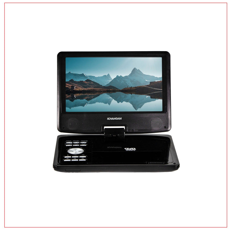 Premium Portable DVD Player with Swivel Screen CD Player