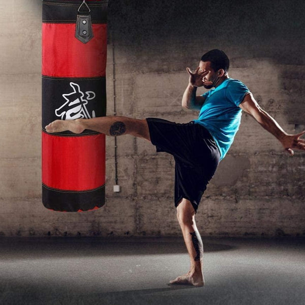 Premium Punching Bag Stand Up Kickboxing Punching Bag - Morealis