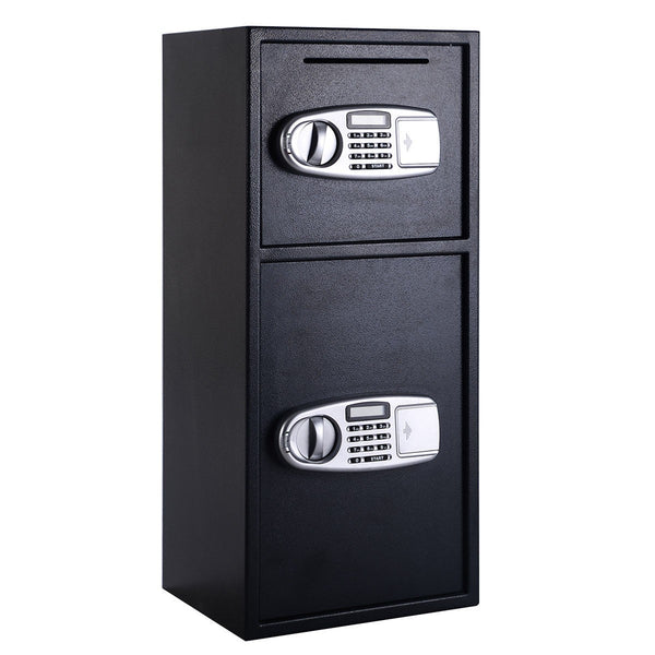 Premium Safe Box Small Lock Vault Security Box - Morealis