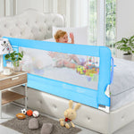 Premium Safety Bed Rail Baby Kids Toddler Bed Bumper Guard Rail - Morealis