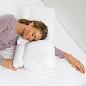 Premium Side Sleeper Pillow Adjustable Neck Shoulder Pain - Morealis