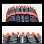 Premium Snow Chain Tire Anti Skid Winter Emergency Car Chain 10pc - Morealis