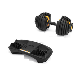 Premium Sync 552 Strength Adjustable Dumbbells Home Fitness Set - Morealis