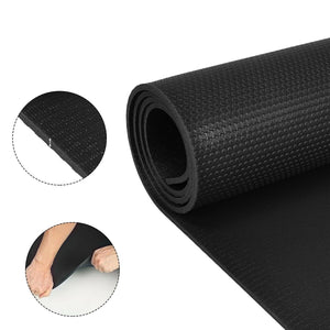 Premium Thick Stretch Yoga Exercise Workout Mat 7' x 5' x 8 mm - Morealis